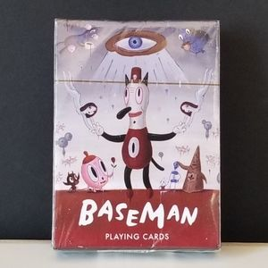 Dark Horse Deluxe 2013 Gary Baseman Playing Cards